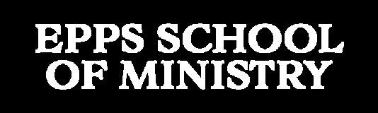 EPPS School of MInistry
